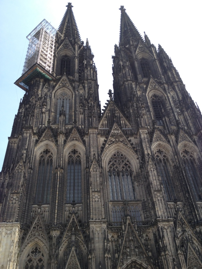 Massive Koln Dom (Cathedral)