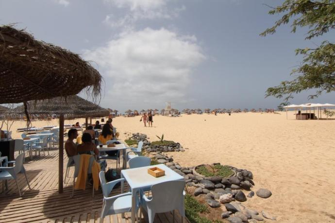 Island of Sal, Cape Verde, Morocco